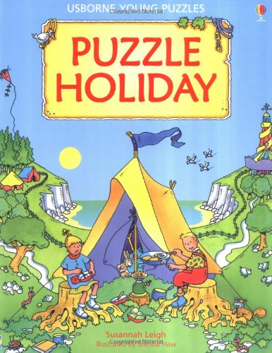 9780746026809: Puzzle Holiday (Young Puzzles Series)