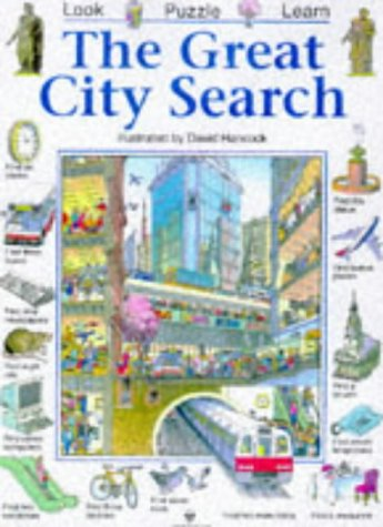 9780746027059: Great City Search (Usborne Great Searches)