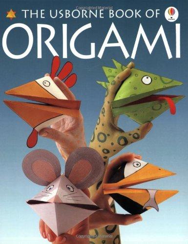9780746027196: The Usborne Book of Origami