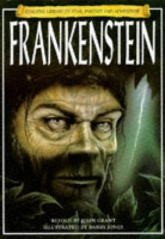9780746027257: Frankenstein (Usborne Library of Fear, Fantasy and Adventure)