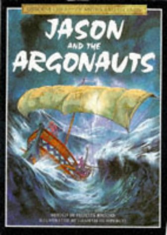 9780746027332: Jason and the Argonauts (Usborne Library of Myths & Legends)