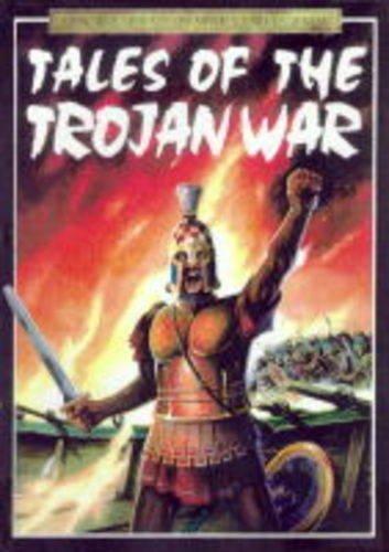 9780746027363: Tales of the Trojan War (Usborne Library of Myths & Legends)