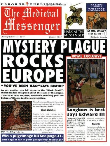 Medieval Messenger (Newspaper Histories): Dowswell, Paul