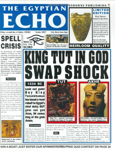 9780746027516: The Egyptian Echo (Newspaper History)