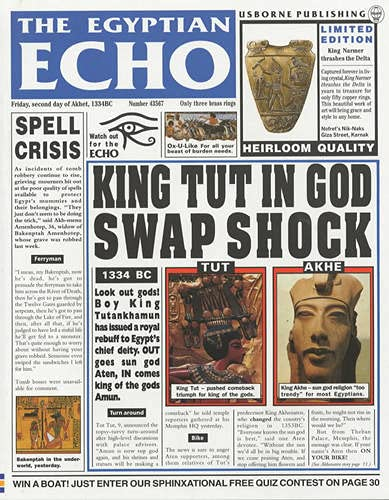 9780746027516: Egyptian Echo (Newspaper Histories Series)