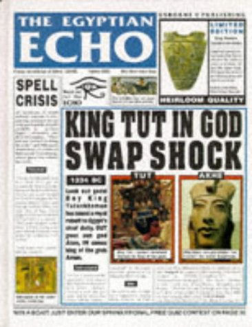 9780746027523: The Egyptian Echo (Newspaper History)