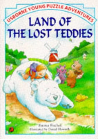 9780746027769: Land of the Lost Teddies (Usborne Young Puzzle Adventures)
