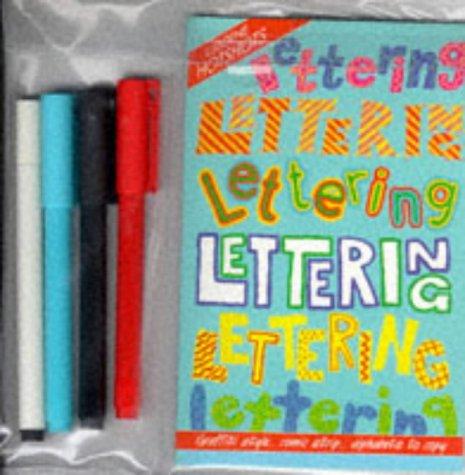 9780746028179: Lettering (Hotshots Kits)