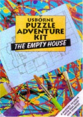 9780746028223: Empty House Puzzle and Adventure: Puzzle Adventure Kit