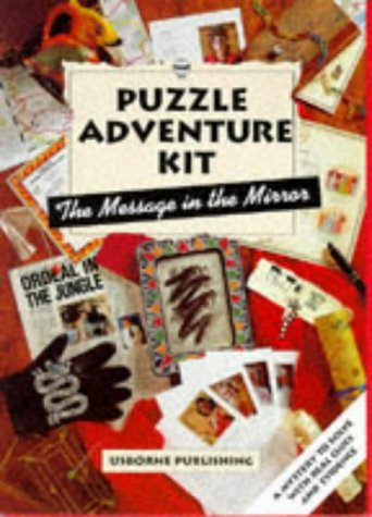 9780746028292: Message in the Mirror Kit: Puzzle Adventure Kit (Puzzle Adventure Kit Series)