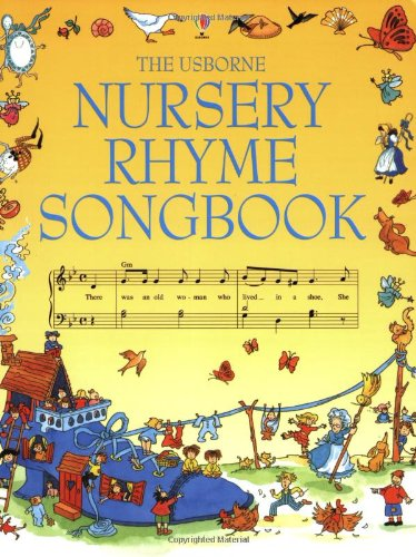 9780746028629: The Usborne Nursery Rhyme Songbook (Songbooks Series)