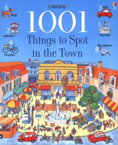 1001 Things to Spot in the Town: Milbourne, Anna