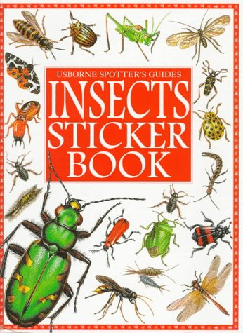 Insects Sticker Book (Spotter's Guide Sticker Books: Wootton, Anthony