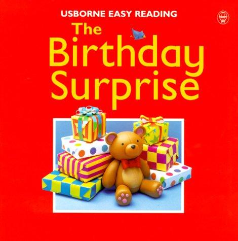 9780746030318: Usborne Easy Reading the Birthday Surprise
