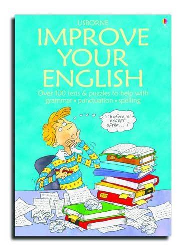 9780746030493: Usborne Improve Your English (Better English)
