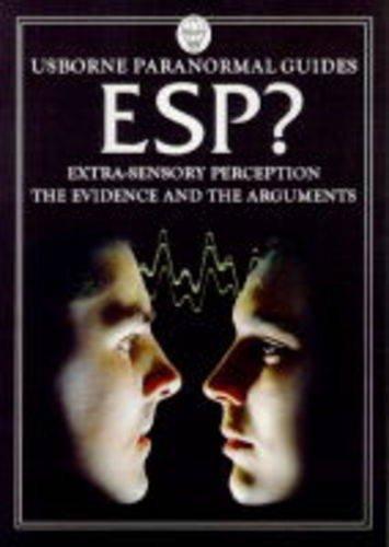 9780746030615: ESP? (Usborne Paranormal Guides)