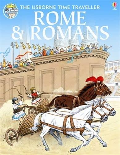 9780746030714: Rome and Romans (Usborne Time Traveler)