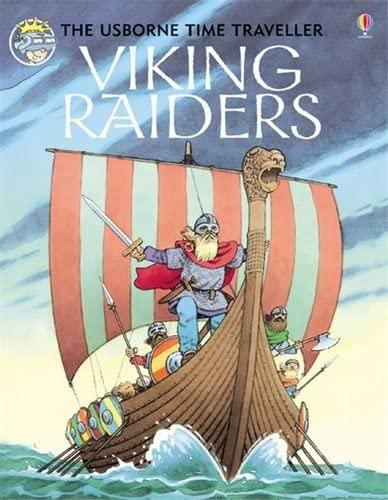 9780746030738: Viking Raiders (Usborne Time Traveller)