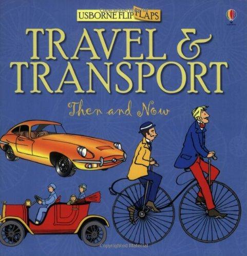 9780746031025: Travel and Transport (Flip Flap)