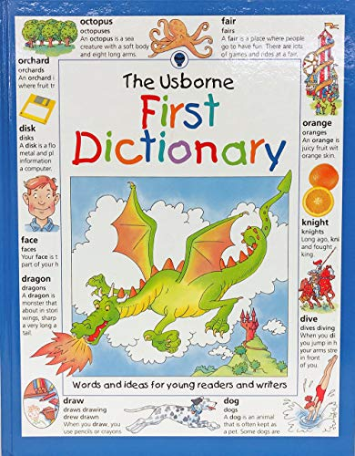 9780746031490: The Usborne First Dictionary (1st Dictionary Series)
