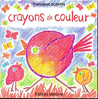9780746031636: CRAYONS DE COULEUR