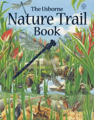 The Usborne Nature Trail Book: Hart, Malcolm