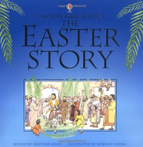 9780746033586: The Easter Story (Bible Tales)