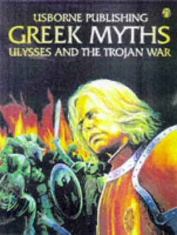 9780746033616: Greek Myths: Ulysses and the Trojan War (Usborne Gift Book)