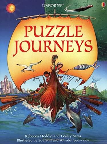 9780746033661: Puzzle Journeys