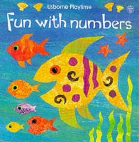 9780746035269: Fun with Numbers (Usborne Playtime)