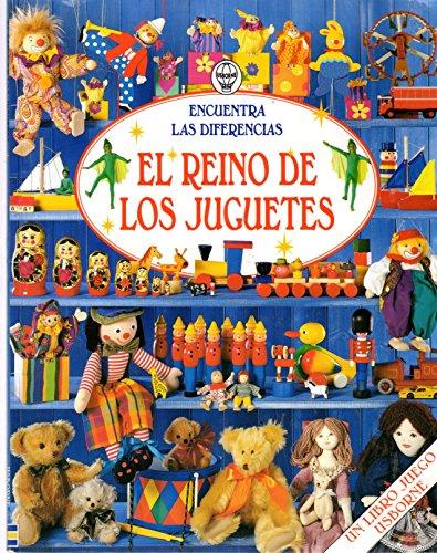 9780746036464: El Reino De Los Juguetes: Encuentra Las Diferencias (Young Puzzles)