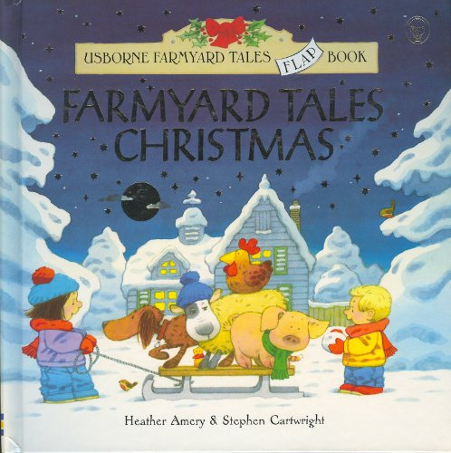 9780746037140: Farmyard Tales Christmas (Farmyard Tales Flap Books)