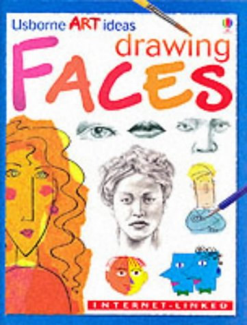 9780746037430: Drawing Faces (Art Ideas)
