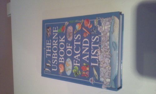 9780746038093: The Usborne Book of Facts and Lists
