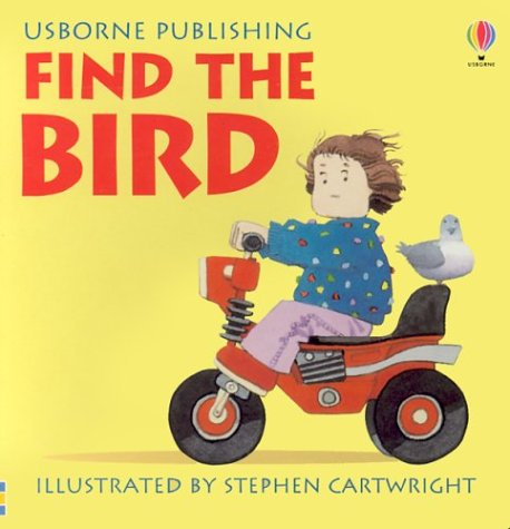 Find the Bird (Rhyming Board Books)