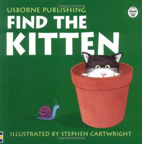 9780746038222: Find the Kitten (Rhyming Board Books)