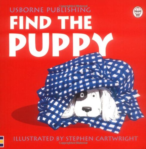 9780746038246: Find the Puppy (Rhyming Board Books)