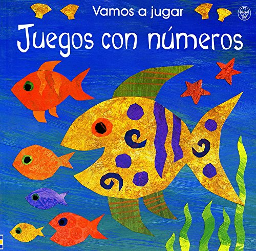 Juegos Con Numeros (Spanish Edition): Usborne Books, Gibson,