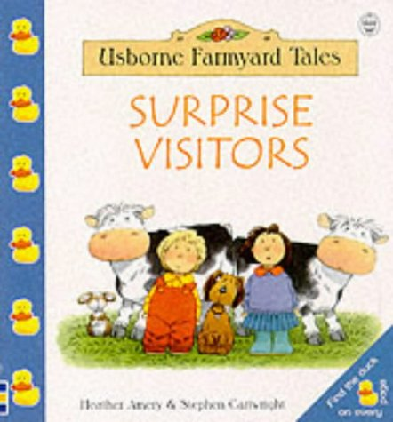 9780746039199: Surprise Visitors (Farmyard Tales Little Book)