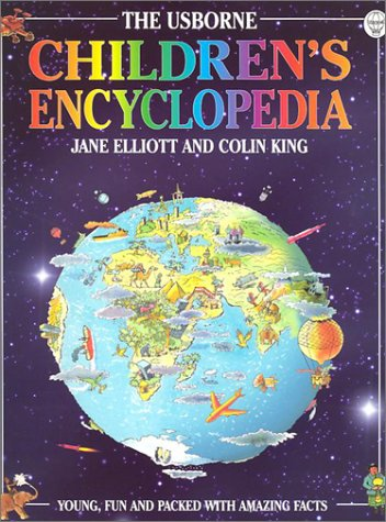 9780746039229: Children's Encyclopedia (Usborne Encyclopedia Series)