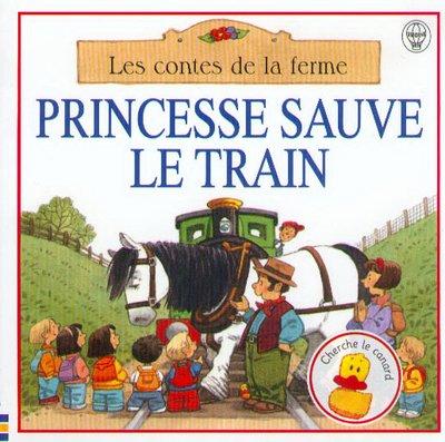 9780746039588: Princesse sauve le train