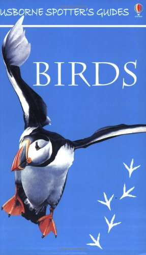 9780746040614: Birds (Usborne New Spotters' Guides)