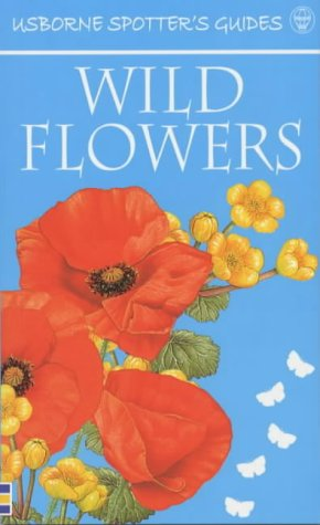 9780746040621: Wild Flowers (Usborne New Spotters' Guides)
