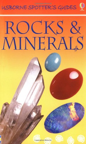 9780746040669: Rocks & Minerals (Usborne New Spotters' Guides)