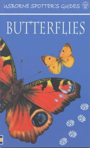 Butterflies (Usborne New Spotters Guides): Hyde, George E.