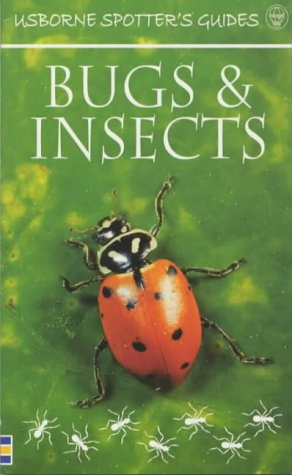 Bugs and Insects (Usborne New Spotters' Guides): Anthony Wootton