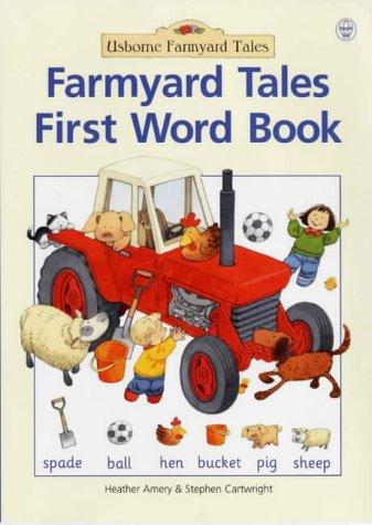 9780746040843: Farmyard Tales First Word Book