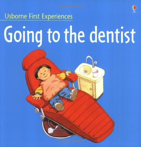 9780746041192: Going to the Dentist (Usborne First Experiences)