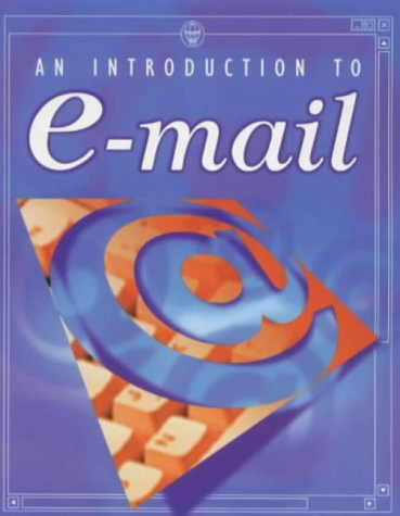 9780746041406: An Introduction to E-mail (Usborne Computer Guides)