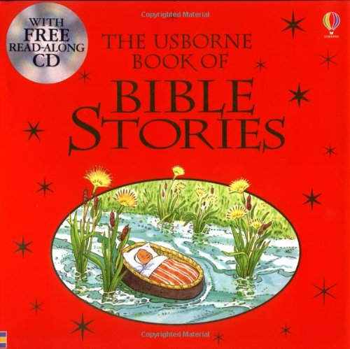 9780746041451: Book of Bible Stories (Usborne Bible Tales)